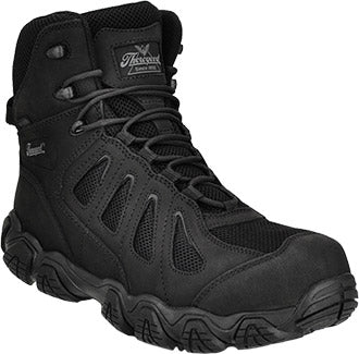 Thorogood® SAFETY TOE SIDE ZIP BBP WATERPROOF 6″ HIKER [804-6290]