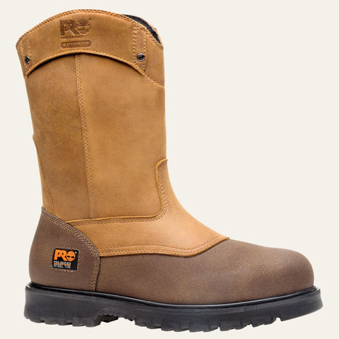 TIMBERLAND PRO® RIGMASTER STEEL TOE WELLINGTON BOOTS [89604]