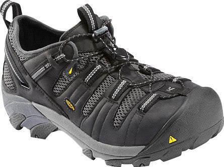KEEN Utility® Men's Atlanta Cool Black [1006977]
