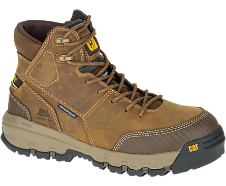 CAT® Device Waterproof Composite Toe Work Boot [P90793]