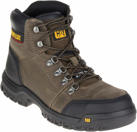 CAT® OUTLINE STEEL  TOE WORK BOOT [P90802]