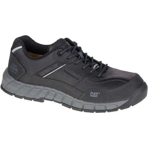 MEN'S STREAMLINE LEATHER COMPOSITE TOE WORK SHOE [P90839]