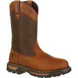 Rocky® Men's Ride Insulated Waterproof Wellington Boots