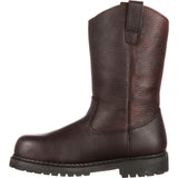 Georgia Boot® Steel Toe Oiler Waterproof Wellington [G114]