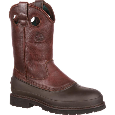 Georgia Boot® Muddog Steel Toe Wellington [G5655]