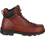 Georgia Boot® Men's Eagle Light Wide Load Steel Toe Work Boot R[G6395]