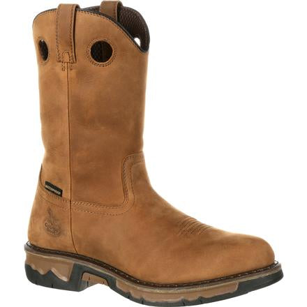 Georgia Boot® Men's Carbo-Tec Waterproof Work Wellington [GB00103]