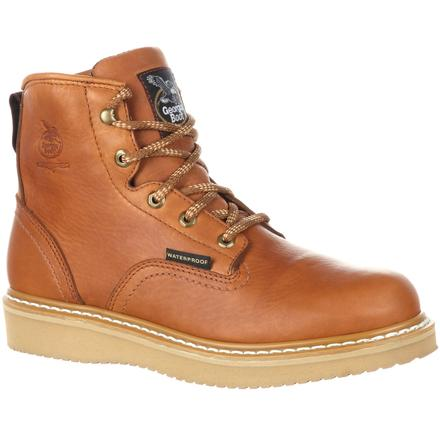 Georgia Boot® Men's Wedge Waterproof Work Boot [GB00133]