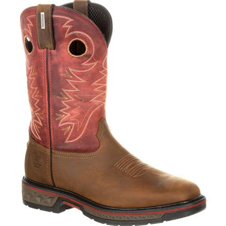 Georgia Boot® Alloy Toe Carbo-Tec Waterproof Pull-On Boot [GB00222]