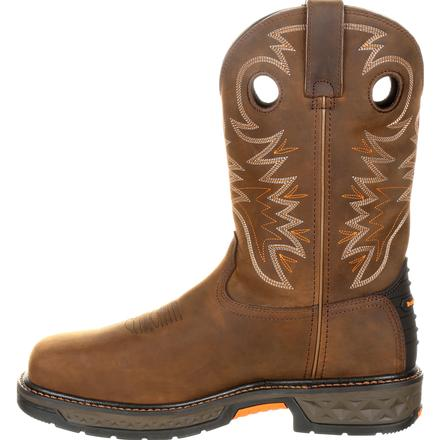 Georgia Boot® Men's Carbo-Tec LT Alloy Toe Waterproof Pull-On Boot R[GB00224]
