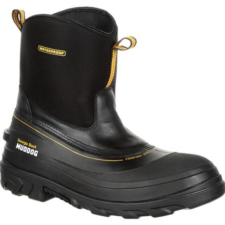 Georgia Boot® Muddog Waterproof Work Wellington [GB00242]