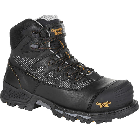 GEORGIA BOOT RUMBLER COMPOSITE TOE WATERPROOF HIKER [GB00311]