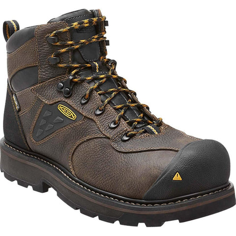 KEEN Utility® Men's Tacoma Waterproof Composite Toe Work Boot [1015396]