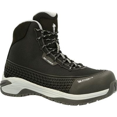 Michelin' Latitude High Top Safety Toe Boot