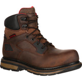 Rocky® Men's Hauler Composite Toe Waterproof Work Boot