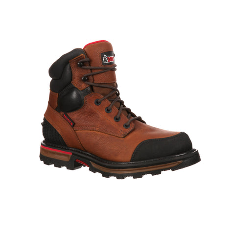 Rocky® Men's Elements Dirt Steel Toe Waterproof Work Boot [RKYK074]
