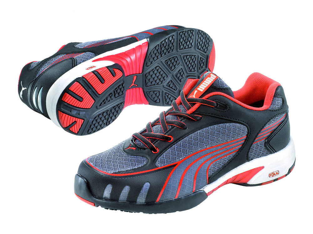 Puma® Women s Fuse Motion Red Wns Low  642875  – Only Work Boots 7e31eb8be