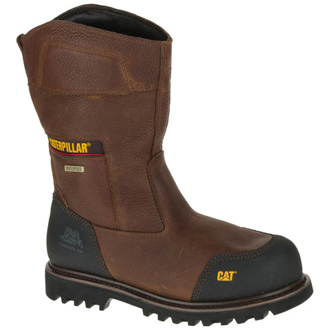 CAT® Men's Configure Pull On Waterproof Composite Toe Work Boot [P90744]