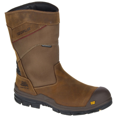 CAT® Men's Differential Waterproof Composite Toe Work Boot [P90850]