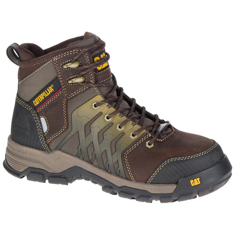 CAT® Men's Induction Waterproof Composite Toe Work Boot [P90923]