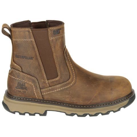 CAT® Pelton Steel Toe Work Boot [P90721]