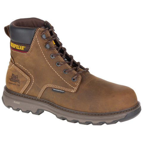 CAT® Men's Precision Waterproof Composite Toe Work Boot [ P90809]