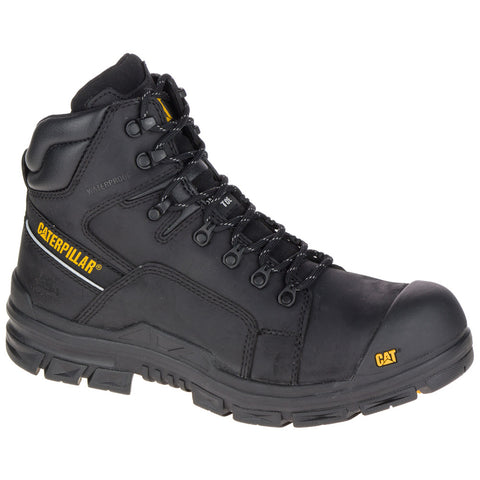 CAT® Men's Struts Waterproof Composite Toe Work Boot [P90848]