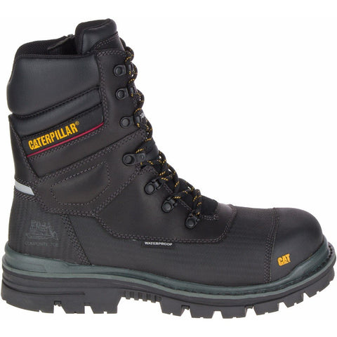 CAT® Men's Thermostatic Ice + Waterproof TX Composite Toe Work Boot [P90860]