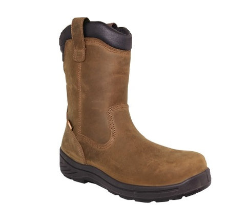 Thorogood Boots Men's Waterproof Composite Toe EH Wellington Boots [804-3169]
