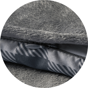 The Endy Weighted Blanket + Reversible, removable cover for easy washing