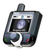 Parrot CK 3400 Bluetooth håndfri m. display og GPS