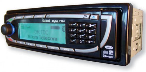 Parrot CK 5100 Rhythm NBlue CD/MP3 radio med Bluet