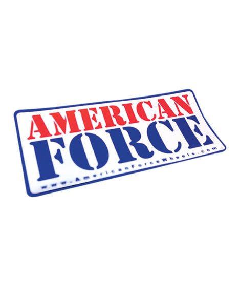 american force sticker