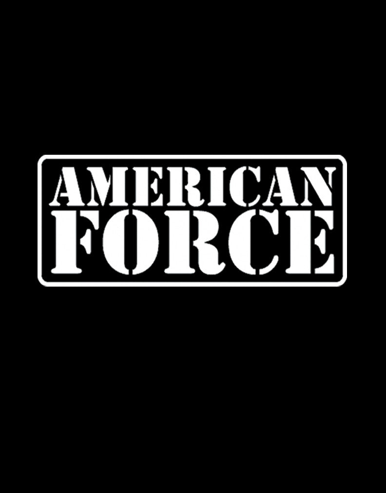 American Force Decal