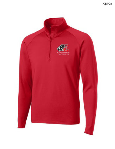 Sport-Tek® Sport-Wick® Stretch 1/2-Zip Pullover (Embroidered)