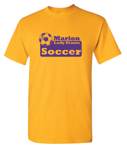 Marion Lady Giants Soccer Tee