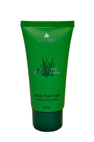 GREENS ALOE PURE NATURAL GEL