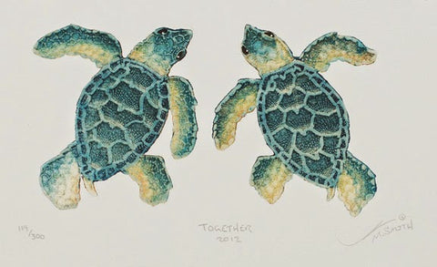 Together - Baby Sea Turtles