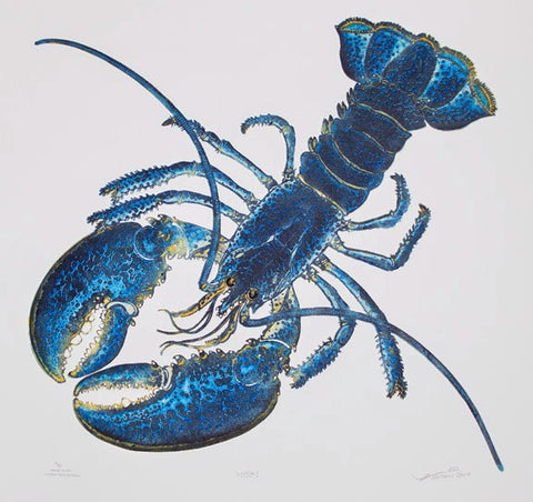 Luck! - Blue Lobster