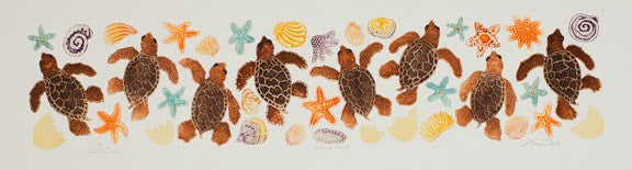 Turtle Soup - Baby Sea Turtles