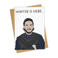 TAY HAM JON SNOW WINTER IS HERE URBAN OUTFITTERS