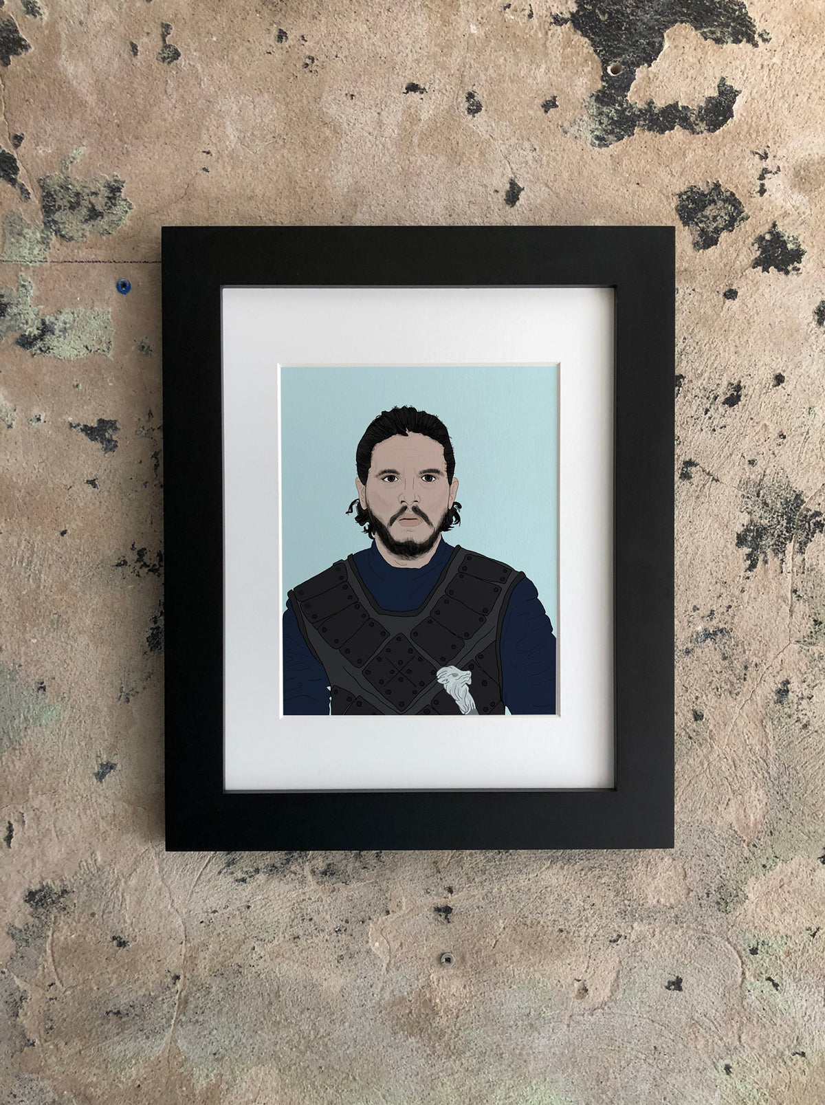 Winter is Here Print