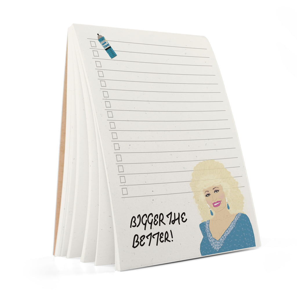 Dolly Notepad