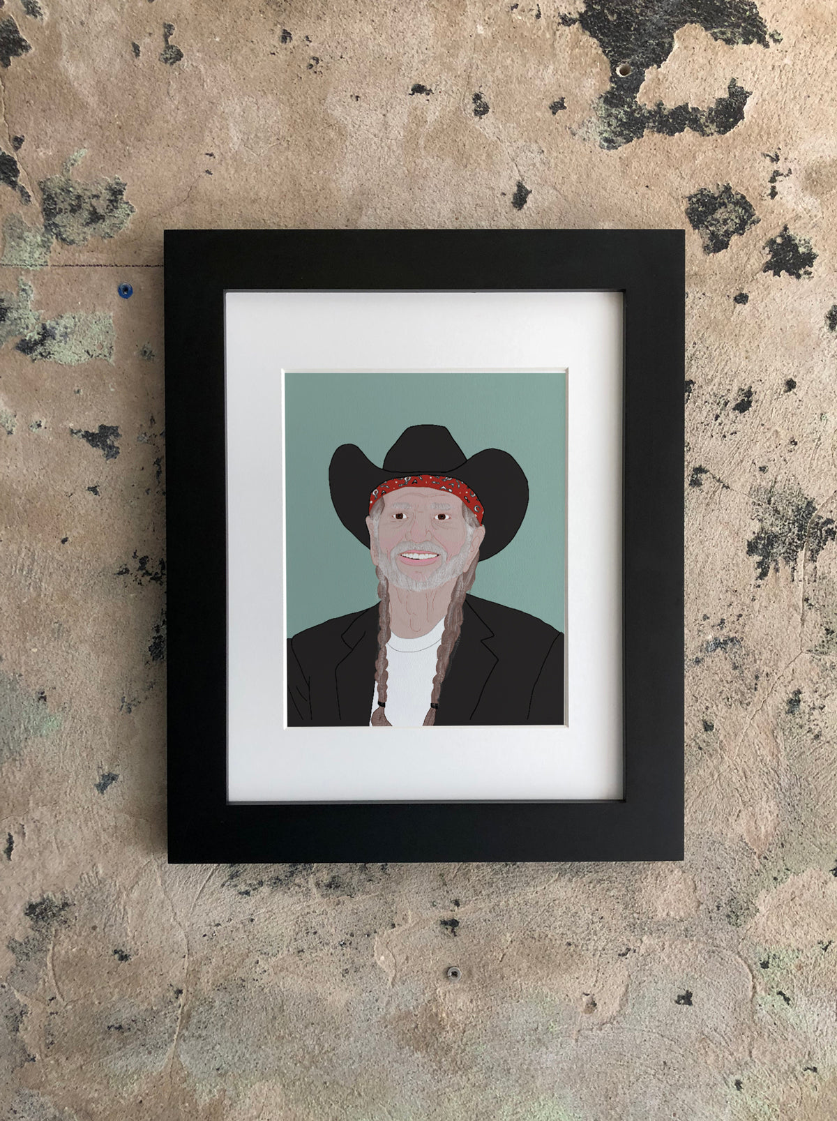 Willie Love Print