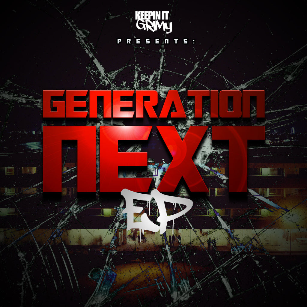 **SALE** Various Artists - Generation Next EP vinyl promo (Earth616) **SALE**