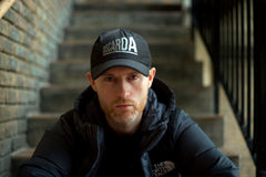 Discarda 3M reflective Ultra Light 6 panel cap