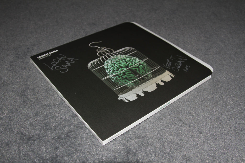 "FABRICLIVE 83 Limited Edition 4 x 12"" Vinyl LP SIGNED by Logan Sama"