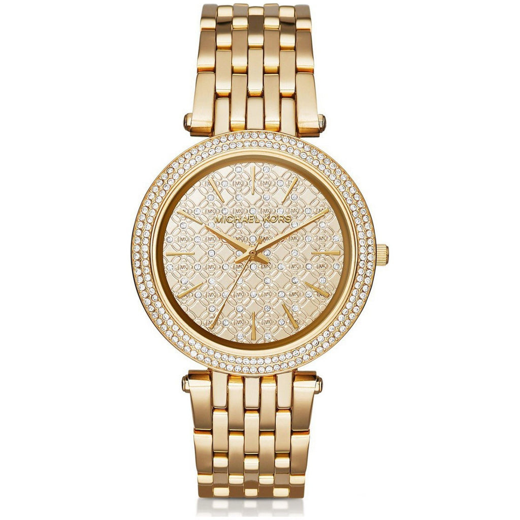 Michael Kors MK3398 For Women, Analog - Casual Watch