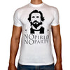 Phoenix WHITE Round Neck Printed T-Shirt Men (Pirlo)
