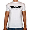 Phoenix WHITE Round Neck Printed T-Shirt Men (Gotham)